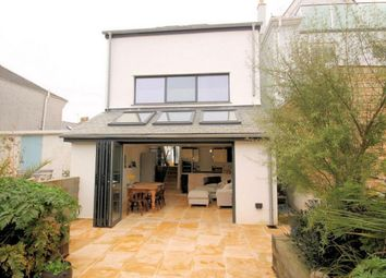 Thumbnail 3 bedroom detached house for sale in Waterloo Road, Falmouth
