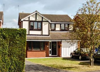 Thumbnail 4 bed detached house for sale in Beaufort Way, Oadby, Leicester, Leicestershire