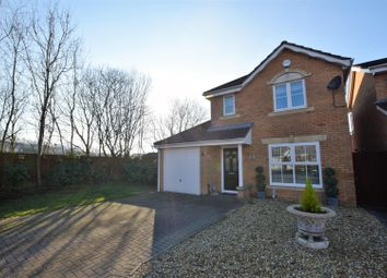 Thumbnail 3 bedroom detached house for sale in Colliers Avenue, Llanharan, Pontyclun