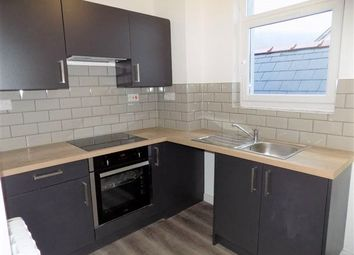 1 bed flat to rent in Flat 4, Commercial Street, Abertillery. NP13