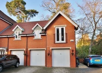 Thumbnail 2 bed maisonette for sale in Convent Close, Maybury, Woking