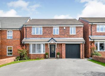Thumbnail 4 bed detached house for sale in Ruston Road, Burntwood, Staffordshire