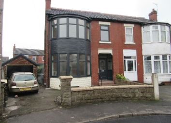 Thumbnail 3 bedroom semi-detached house for sale in Rostherne Avenue, Old Trafford, Manchester