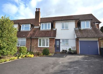 Thumbnail 4 bed semi-detached house for sale in Beeches Close, Saffron Walden