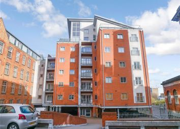 Thumbnail 2 bed flat for sale in The Annexe, 3 Junior Street, Leicester