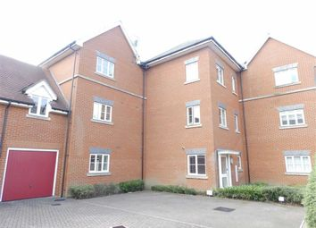 Thumbnail 2 bedroom flat for sale in Pashford Place, Ipswich, Suffolk