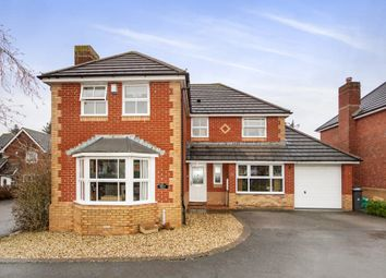 Thumbnail 4 bed detached house for sale in Bissex Mead, Emersons Green, Bristol