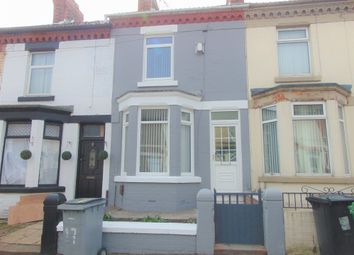 Thumbnail 2 bedroom terraced house to rent in Briardale Road, Prenton, Wirral, Merseyside