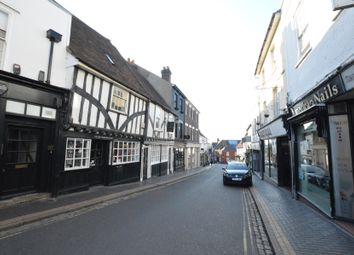 Thumbnail 2 bed flat to rent in George Street, St Albans