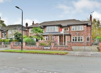 Thumbnail 4 bed detached house for sale in Gorse Bank Road, Hale Barns, Altrincham, .