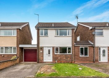 Thumbnail 3 bed detached house for sale in Hussey Road, Norton Canes, Cannock