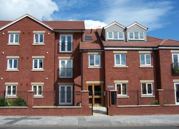 Thumbnail 2 bed flat for sale in Heathside, Heath End Road, Nuneaton