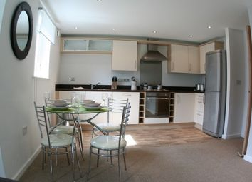 Thumbnail 2 bed flat to rent in Bailey Court, Warrington