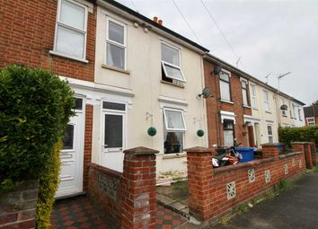 Thumbnail 3 bed terraced house for sale in Melville Road, Ipswich
