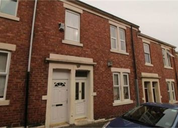 Thumbnail 3 bed flat to rent in Canning Street, Benwell, Newcastle Upon Tyne, Tyne And Wear