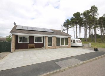 Thumbnail 3 bedroom detached bungalow for sale in Pinewood Road, Burghead, Elgin