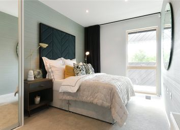 Thumbnail 3 bed flat for sale in Watford Riverwell, Thomas Sawyer Way, Watford, Hertfordshire