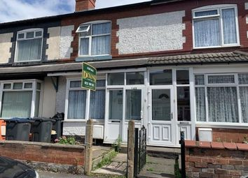 3 bed terraced house for sale in Sladefield Road, Ward End, Birmingham, West Midlands B8