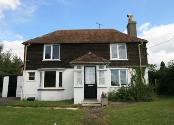 Thumbnail 4 bed detached house for sale in Plain Road, Smeeth, Nr Ashford