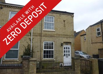 2 bed property to rent in Crawthorne Street, Peterborough PE1