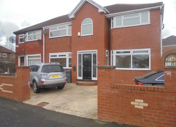 Thumbnail 5 bed semi-detached house for sale in Broad Oak Lane, Manchester