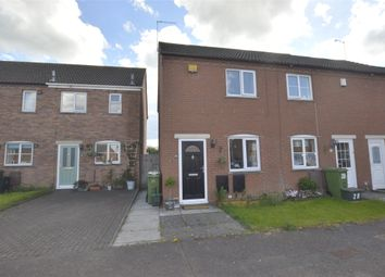 Thumbnail 2 bedroom end terrace house for sale in The Greenings, Up Hatherley, Cheltenham, Gloucestershire