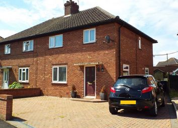 Thumbnail 3 bedroom semi-detached house for sale in Coronation Grove, Swaffham