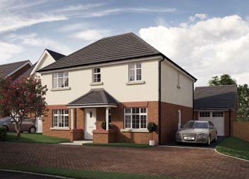 Thumbnail 4 bed detached house for sale in Parc Y Dderwen, Alltacham Drive, Pontardawe