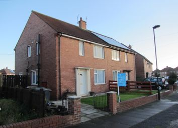 Thumbnail 3 bed semi-detached house to rent in Ilford Road, Wallsend