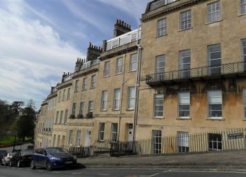 Thumbnail 4 bedroom property to rent in Lansdown Place West, Bath