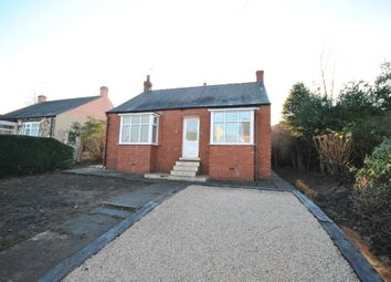 Thumbnail 2 bed detached bungalow for sale in Finkle Street, Stainforth, Doncaster