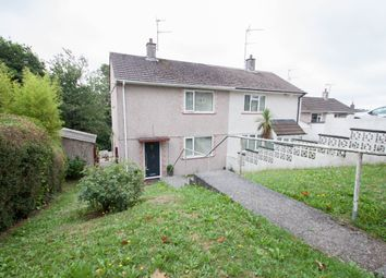 Thumbnail 2 bed semi-detached house for sale in Southway Drive, Plymouth