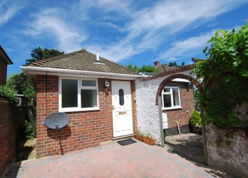 Thumbnail 1 bed detached bungalow to rent in The Ridgeway, Tonbridge