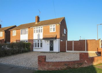 Thumbnail 3 bed semi-detached house for sale in Long Ridings Avenue, Hutton, Brentwood