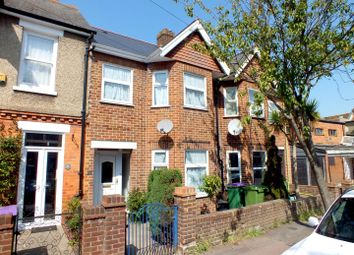 Thumbnail 3 bed property for sale in Marler Road, Folkestone