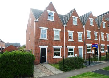 Thumbnail 3 bed end terrace house for sale in Far Dales Road, Ilkeston