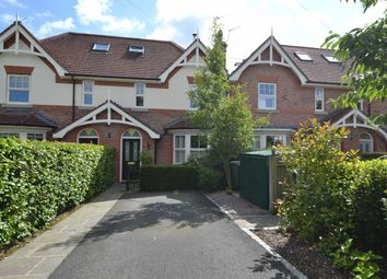 Thumbnail 3 bed town house for sale in Cumber Lane, Wilmslow