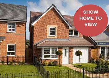 "Thumbnail 3 bedroom detached house for sale in ""Derwent"" at Lukes Lane, Hebburn"