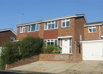 Thumbnail 4 bed semi-detached house for sale in Ascot Road, Royston