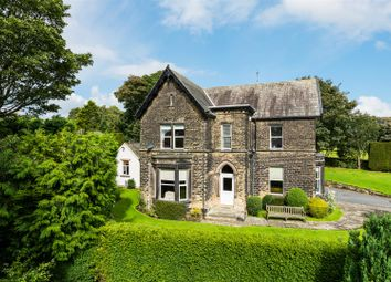 Thumbnail 5 bed detached house for sale in Cemetery Road, Yeadon, Leeds
