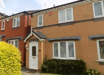 Thumbnail 3 bed semi-detached house for sale in Woodruff Way, Walsall, West Midlands