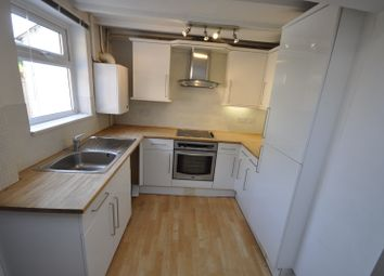 Thumbnail 2 bed terraced house for sale in Crosby Street, Derby