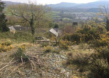 Thumbnail Land for sale in Coed-Y-Fronallt, Dolgellau, Gwynedd