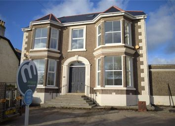 Thumbnail 1 bed flat for sale in Mount Pleasant Road, Camborne