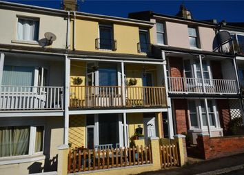 Thumbnail 3 bedroom terraced house for sale in Alexandra Terrace, Teignmouth, Devon