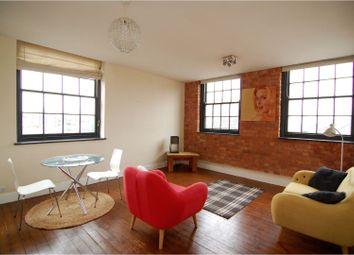 12 Plumptre Street, Nottingham NG1. 2 bed flat