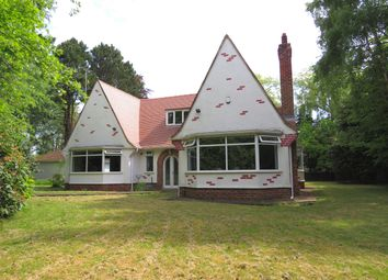 Thumbnail 3 bed bungalow to rent in Caldy Road, Caldy, Wirral