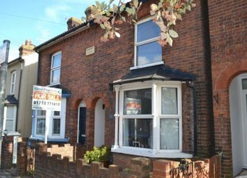 Thumbnail 2 bed semi-detached house for sale in Northcote Road, Tonbridge