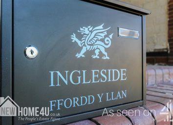 Thumbnail 3 bed property for sale in Ffordd Y Llan, Treuddyn, Mold