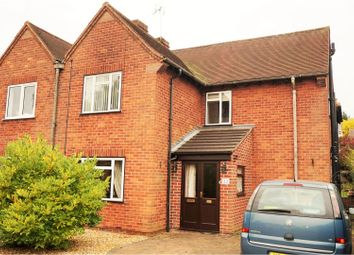 Thumbnail 3 bed semi-detached house for sale in Dornoch Avenue, Southwell